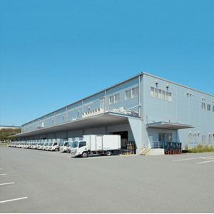Fujisawa logistics center