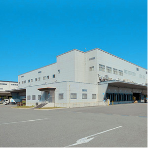 Utsunomiya logistics center