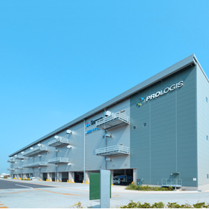 Kawagoe logistics center