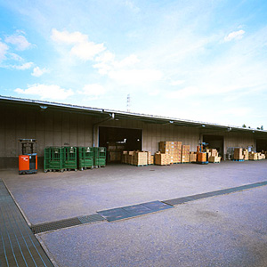 Funabashi logistics center